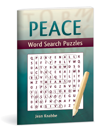 Peace Word Search Puzzles