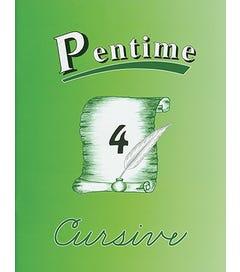 PENTIME CURSIVE - Grade 4