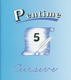 PENTIME CURSIVE - Grade 5