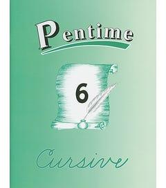 Pentime Cursive - Grade 6