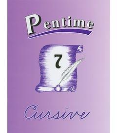 PENTIME CURSIVE - Grade 7