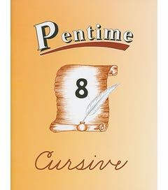 PENTIME CURSIVE - Grade 8