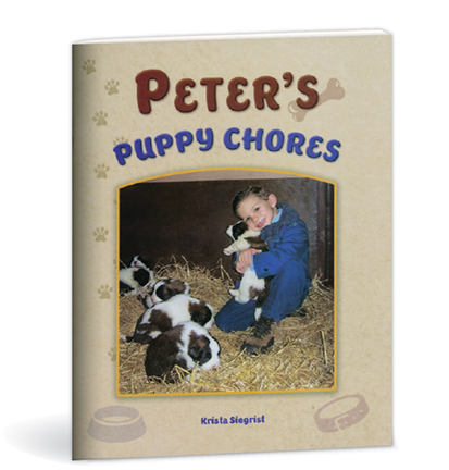 Peter's Puppy Chores