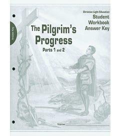 Pilgrim's Progress - Answer Key