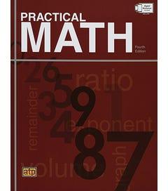 Practical Math - Textbook - 4th Edition