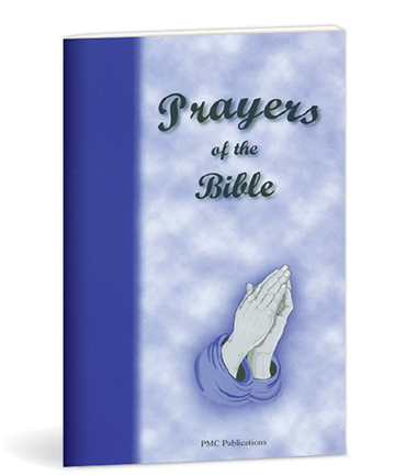 Prayers of the Bible - Study Guide