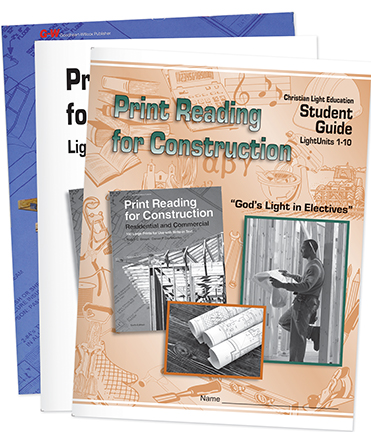 Print Reading for Construction - Student Materials