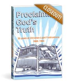 Proclaiming God's Truth