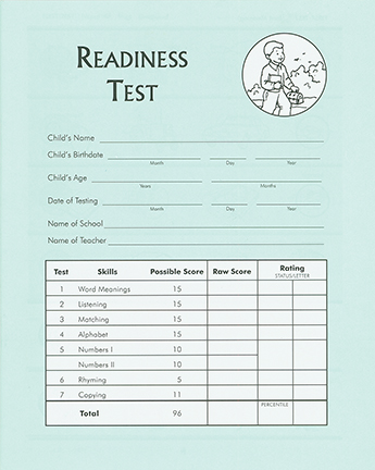 (EMP) READINESS TEST - Pupil