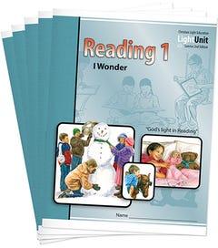 (SE2) Reading 101-105 LightUnit Set