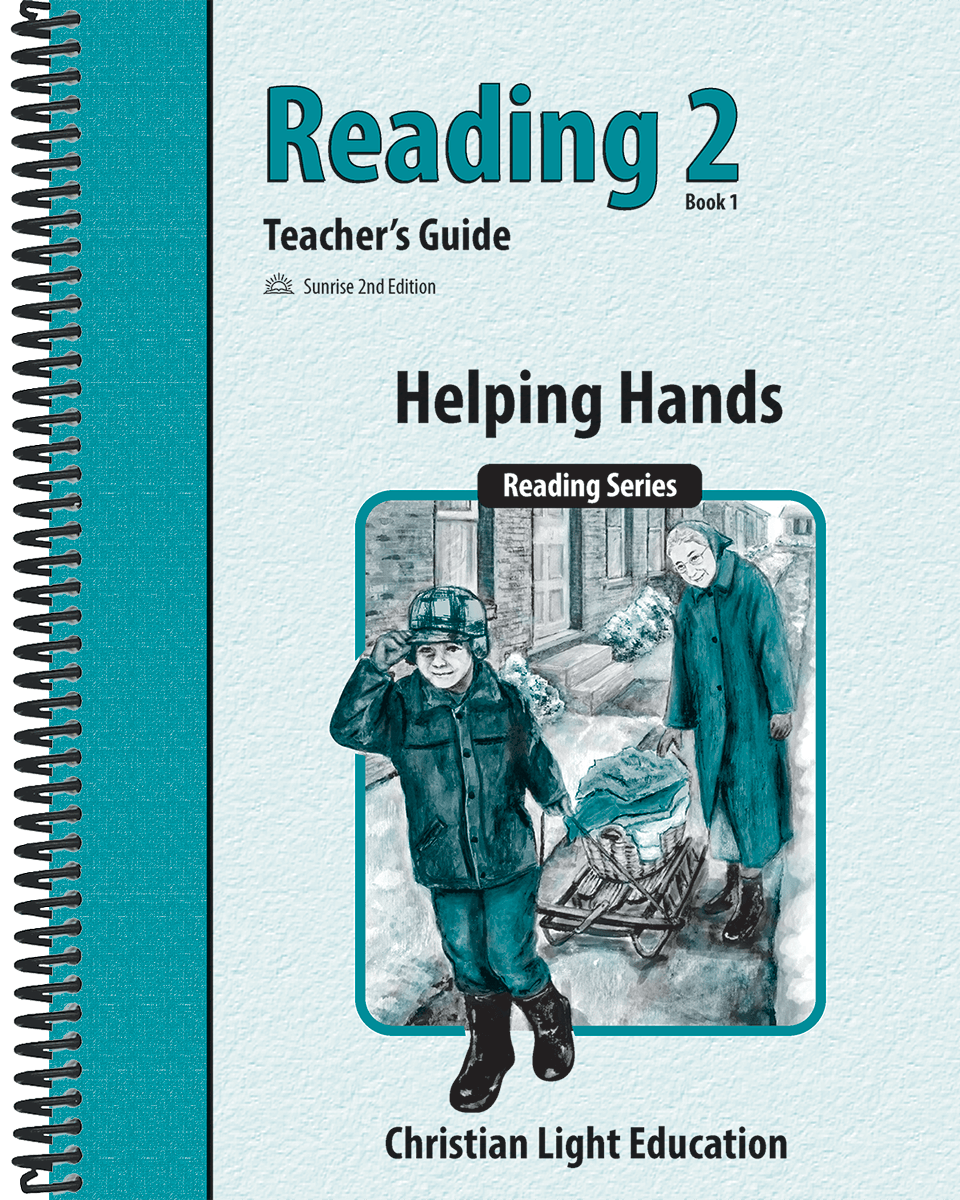 (SE2) Helping Hands - Teacher's Guide (with answers)