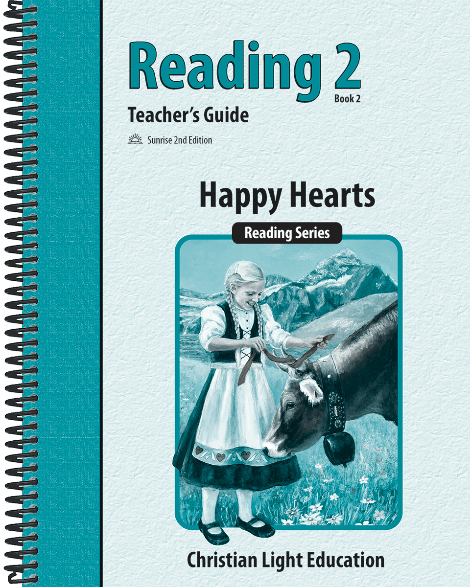 (SE2) Happy Hearts - Teacher's Guide (with answers)