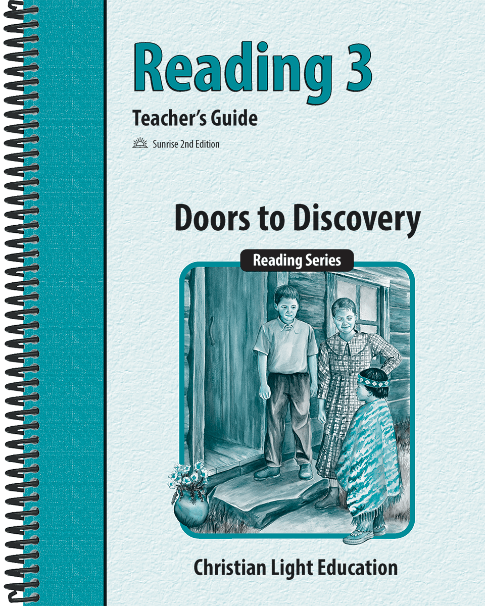 (SE2) Doors to Discovery - Teacher's Guide (with answers)