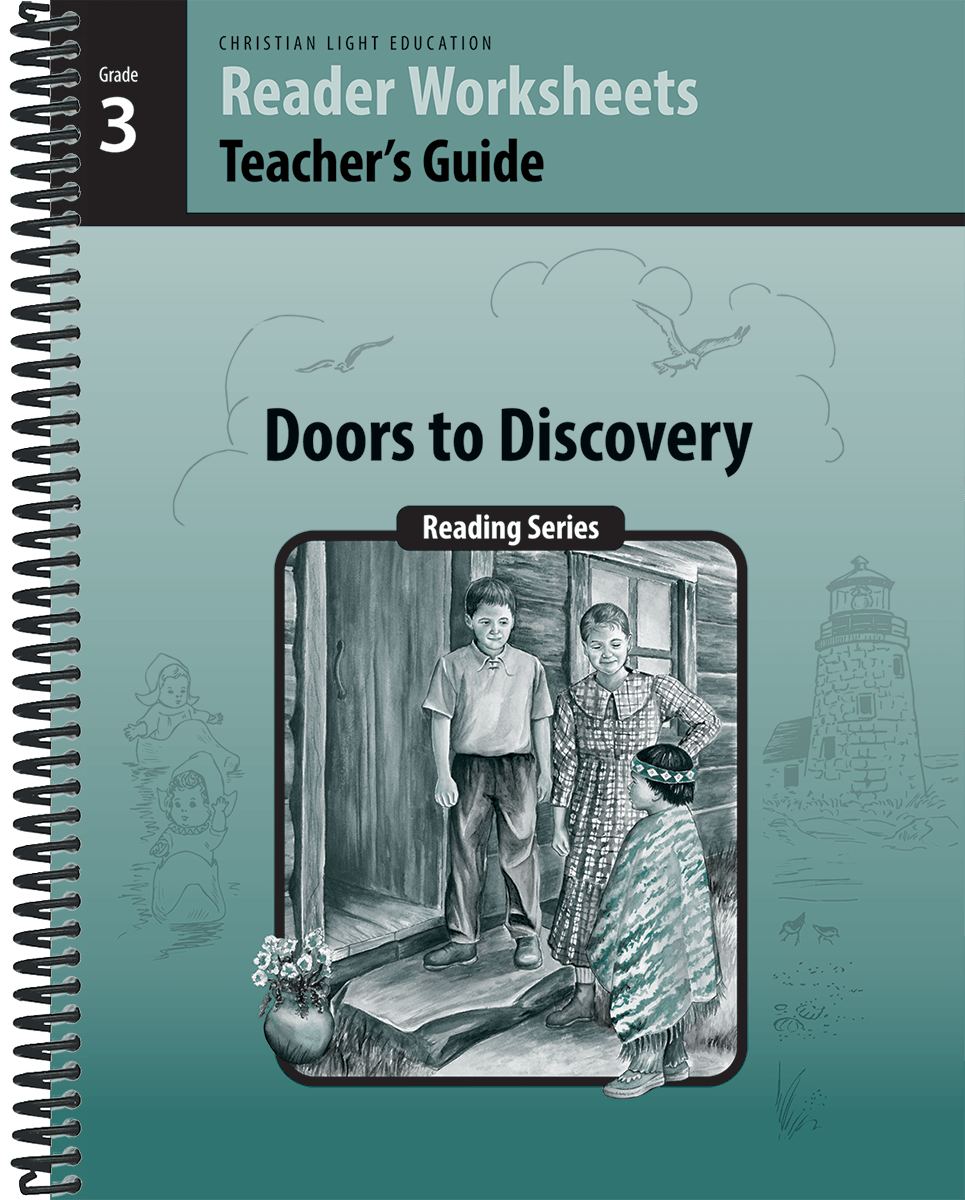 Doors to Discovery - Worksheets Teacher's Guide (with answers)