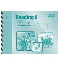(SE2) Reading 601-605 Answer Key