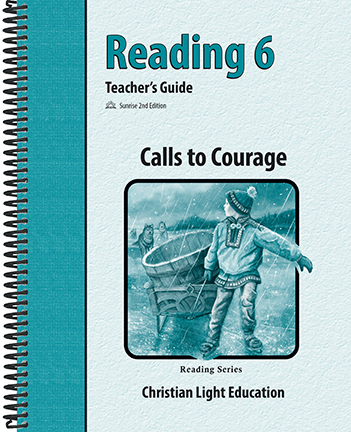 (SE2) Calls to Courage - Teacher's Guide (with answers)