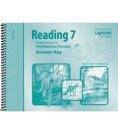 (SE2) Reading 701-705 Answer Key