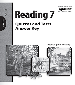 (SE2) Reading 701-705 Quiz & Test - Answer Key