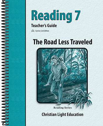 (SE2) The Road Less Traveled - Teacher's Guide (with answers)