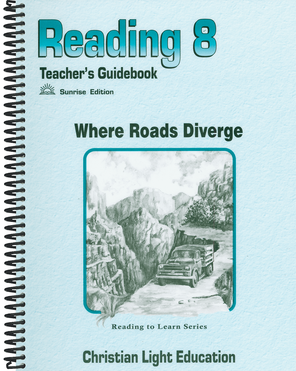 Where Roads Diverge - Teacher's Guide