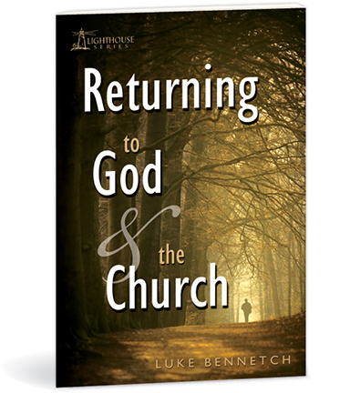 Returning to God and the Church