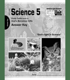 (SE) Science 501-505 Answer Key