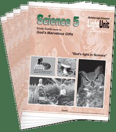 (SE) Science 501-505 LightUnit Set