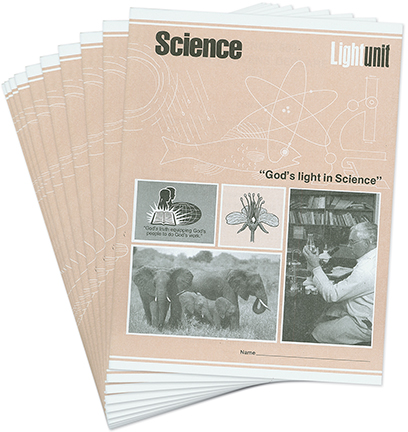 Science 701-710 LightUnit Set