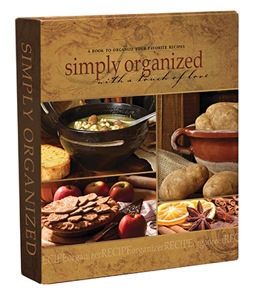 Empty Binder - Simply Organized