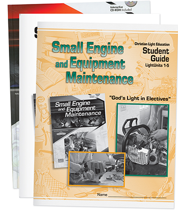 Small Engine and Equipment Maintenance - Student Materials