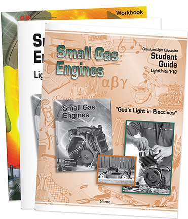 Small Gas Engines - Student Materials