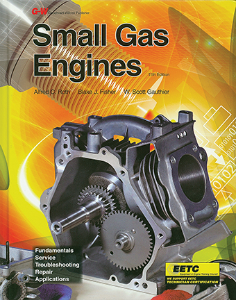 Small Gas Engines - Textbook