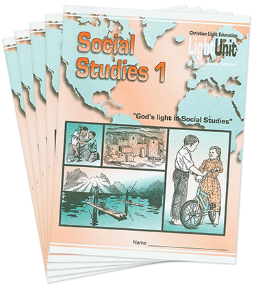 (SE) Social Studies 101-105 LightUnit Set