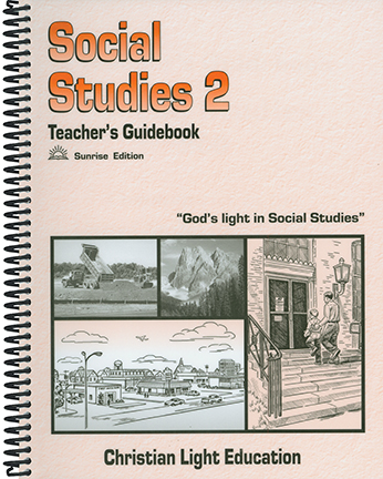 Social Studies 200 - Teacher's Guide (with answers)