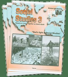 (SE) Social Studies 301-306 LightUnit Set