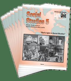 (SE) Social Studies 501-509 LightUnit Set