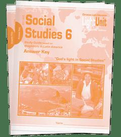 (SE) Social Studies 601-610 Answer Key Set