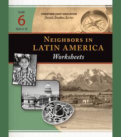 Neighbors in Latin America - Worksheets 2