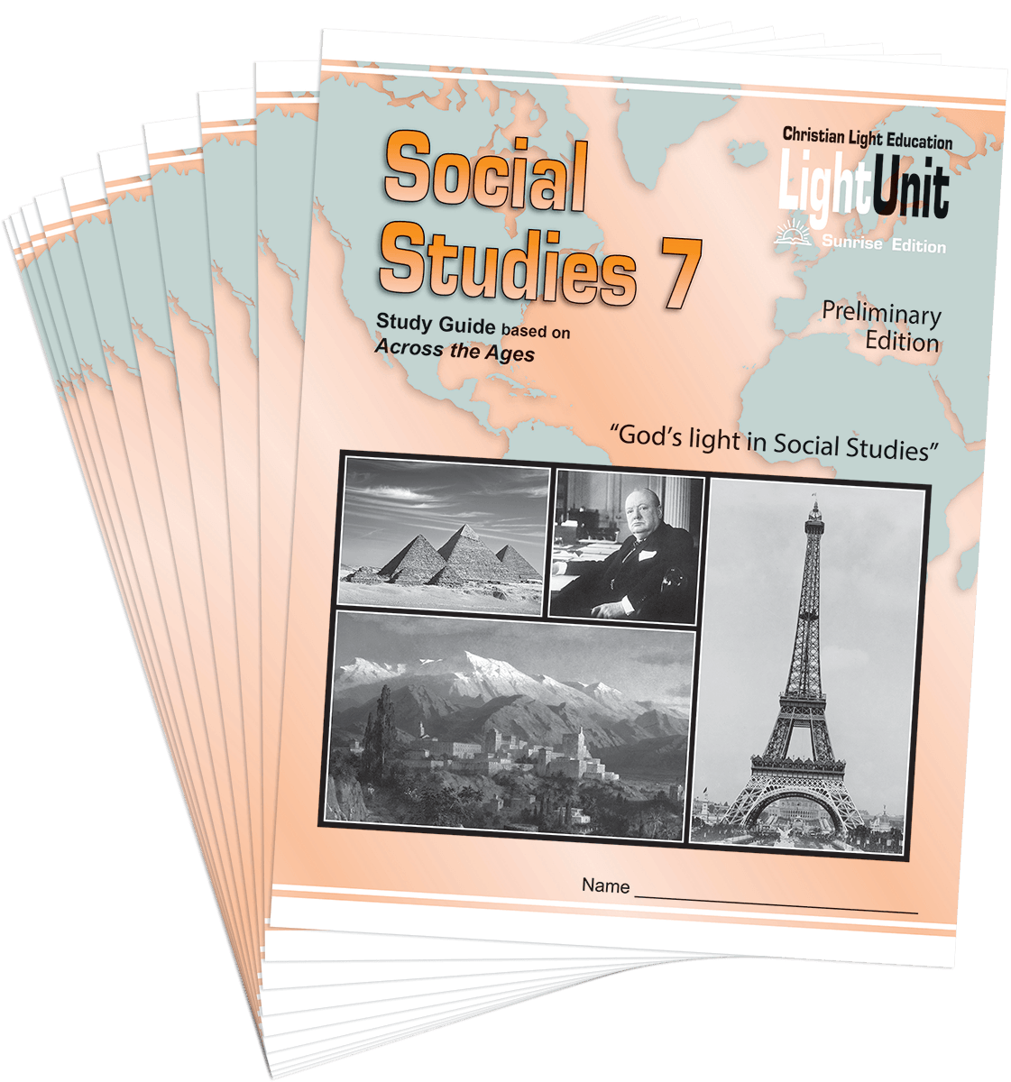 (SE) Social Studies 701-710 LightUnit Set