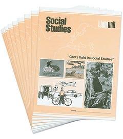 Social Studies 1101-1110 LightUnit Set • United States History