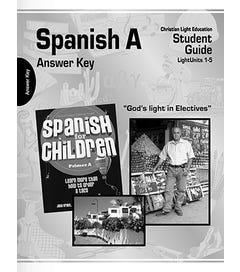 Spanish A - Teacher Material