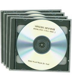 SPEEDY SPANISH II - CDs