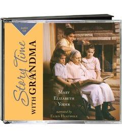 Story Time With Grandma - Audio CD