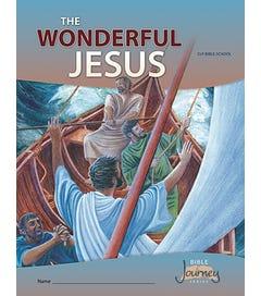 Grade 3 - The Wonderful Jesus