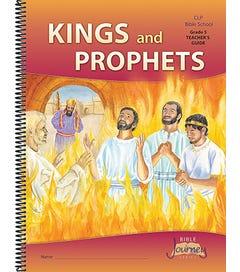 Grade 5 - Kings and Prophets - Teacher's Guide
