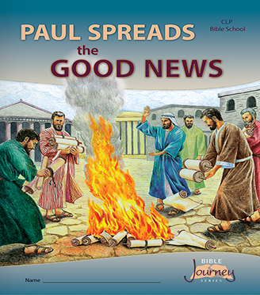 Grade 8 - Paul Spreads the Good News
