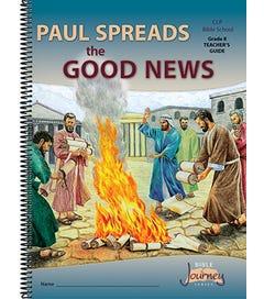 Grade 8 - Paul Spreads the Good News - Teacher's Guide