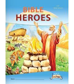 Kindergarten 2 - Bible Heroes