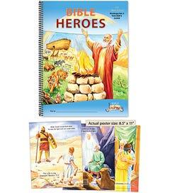 Kindergarten 2 - Bible Heroes - Teacher's Materials
