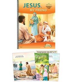 Kindergarten 3 - Jesus, My Friend - Teacher's Materials